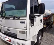 Caminhão Ford CARGO 816S ano 13