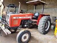 Trator Massey Ferguson 275 ADVANCED 4x2 ano 02