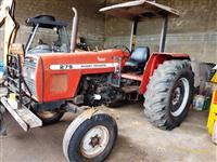 Trator Massey Ferguson 275 ADVANCED 4x2 ano 02
