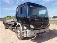 Caminhão Mercedes Benz (MB) ATEGO 1718 ano 07