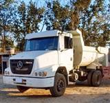 Caminhão Mercedes Benz (MB) 1620 TOCO ano 96
