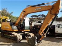 Escavadeira Case CX160 Ano: 2012 - Porte da Komatsu PC160