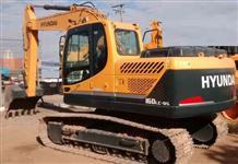 Escavadeira Hyundai R160LC-9S Com 20 horas - Entrada + parcelas