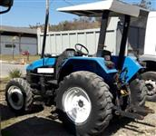 Trator New Holland TL 70 4x4 ano 00