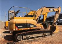 Escavadeira Caterpillar 320DL Ano: 2013