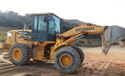 Pá Carregadeira Hyundai 757-7A Ano: 2012 HL757
