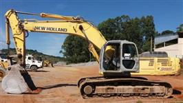Escavadeira New Holland E385 B Ano: 2010