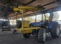 Trator New Holland TM 150 4x4 ano 13