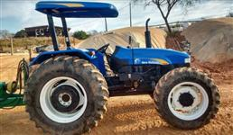 Trator New Holland TT 4030 4x4 ano 16
