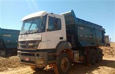 Caminhão Mercedes Benz (MB) AXOR 4144 6X4 ano 12