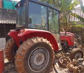 Trator Massey Ferguson 4265 4x2 ano 12