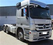 Caminhão Mercedes Benz (MB) 2546 ano 13
