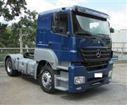 Caminhão Mercedes Benz (MB) 2040 ano 10