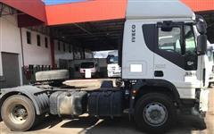 Caminhão Iveco CURSOR 330 ano 11