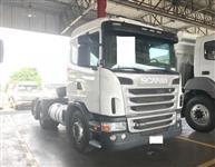 Caminhão Scania G 380 ano 12