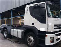 Caminhão Iveco STRALIS 450S33T ano 13