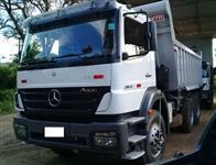 Caminhão Mercedes Benz (MB) 2831 Basculante ano 08