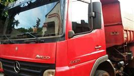 Caminhão Mercedes Benz (MB) ATEGO 2425 6X2 ano 10