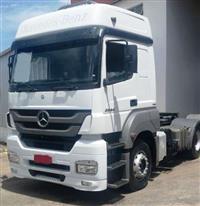 Caminhão Mercedes Benz (MB) AXOR 2644S/36 6X4 ano 13