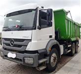 Caminhão Mercedes Benz (MB) AXOR 3131 6X4 ano 14