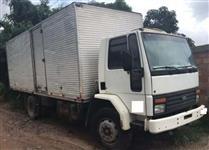 Caminhão Ford Cargo 1215 ano 95