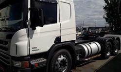 Caminhão Scania P360 6X2 ano 13