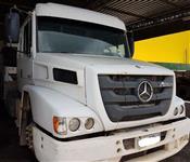 Caminhão Mercedes Benz (MB) ATRON  1635S/45 4X2 ano 15