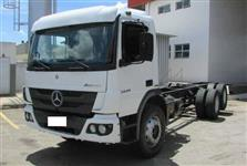 Caminhão Mercedes Benz (MB) 2429 ano 13