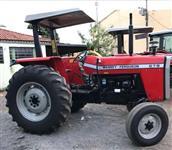 Trator Massey Ferguson 275 4x2 ano 95
