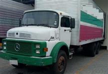 Caminhão Mercedes Benz (MB) L 1318 ano 89