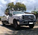 Caminhão Ford F 4000 4x4 ano 17