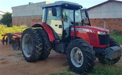 Trator Massey Ferguson 4292 hd 4x4 ano 15