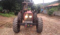 Trator Massey Ferguson 283 Advanced 4x4 ano 07