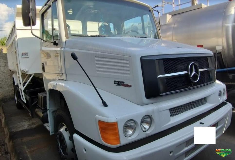 Caminhão Mercedes Benz (MB) 1318 ano 11