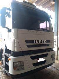 Caminhão Iveco Stralis NR 570S41T 6x2 ano 10