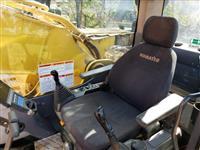 ESCAVADEIRA KOMATSU, MODELO PC350LC-8, ANO DE FABRICAÇÃO 2014, ÚNICO DONO