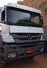 Caminhão Mercedes Benz (MB) 3344 Basculante ano 10