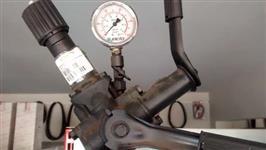Comando com válvula de alivio e regulador de pressão - JACTO