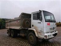 Caminhão Mercedes Benz (MB) 2423 ano 08