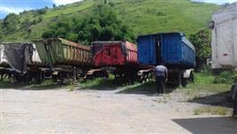 Outros Caminhão CARRETA CAÇAMBA FRUE HALF ano 99