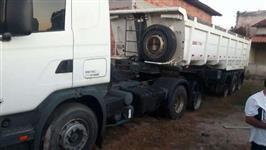 Caminhão Scania 124 G 400 ano 03