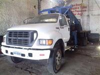 Caminhão Ford FORD PIT BUL ano 00