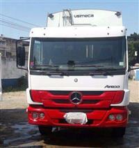 Caminhão Mercedes Benz (MB) 1719 ano 12