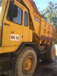 Outros Caminhão RANDO 430 B ano 01