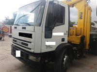 Caminhão Iveco Eurocargo 6x2 ano 11