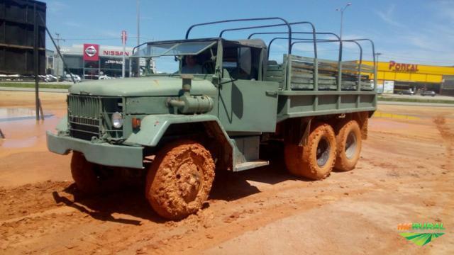 Outros Caminhão REO MILITAR AMERICANO ano 65