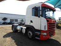 Caminhão  Scania G400  ano 12