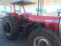 Trator Massey Ferguson 292 4x4 ano