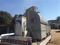 Tanque e reservatório para combustível