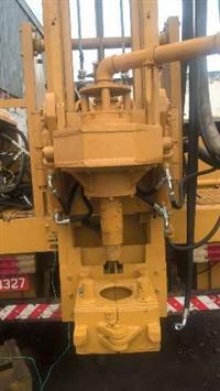 Cabeçotes Roto pneumáticos, Fabricação e Manutenção eu Perfuratrizes de Poços Artesianos.